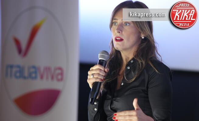 Maria Elena Boschi - Napoli - 29-10-2019 - Maria Elena Boschi alla presentazione napoletana di Italia Viva