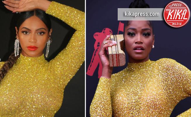 Keke Palmer, Beyonce Knowles - 07-11-2019 - Beyoncé e Keke Palmer, chi lo indossa meglio?