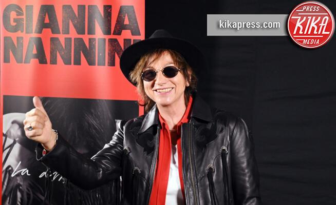 12-11-2019 - La Differenza, Gianna Nannini torna alle origini