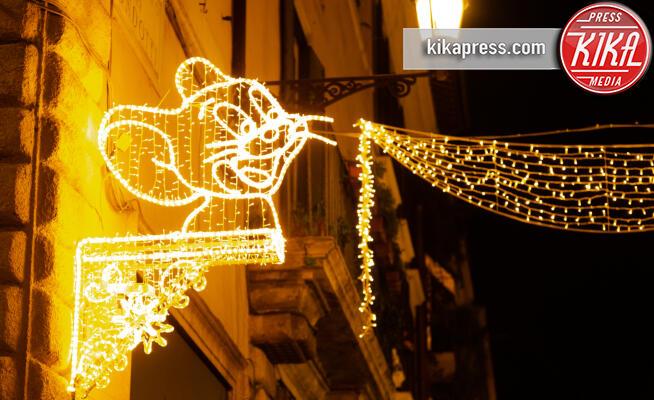 Cartoon Christmas Lights - Roma - 23-11-2019 - Cartoon Christmas Lights, il Natale di Roma a cartoni!