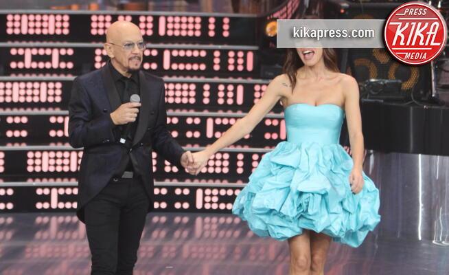 Enrico Ruggeri, Bianca Guaccero - Napoli - 23-11-2019 - Una storia da cantare, Bianca Guaccero celebra Lucio Dalla