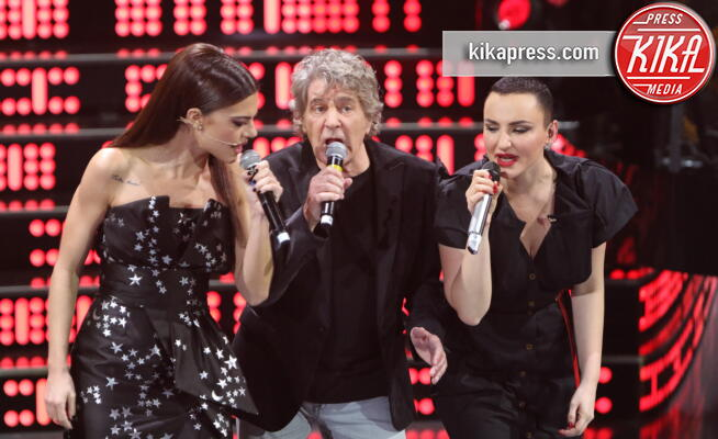 Arisa, Fausto Leali, Bianca Guaccero - Napoli - 30-11-2019 - In Una storia da cantare canta anche Bianca Guaccero