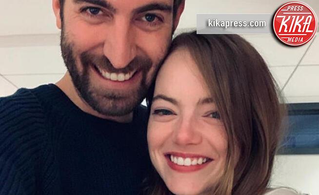 Dave McCary, Emma Stone - 05-12-2019 - Emma Stone è fidanzata: sposerà Dave McCary