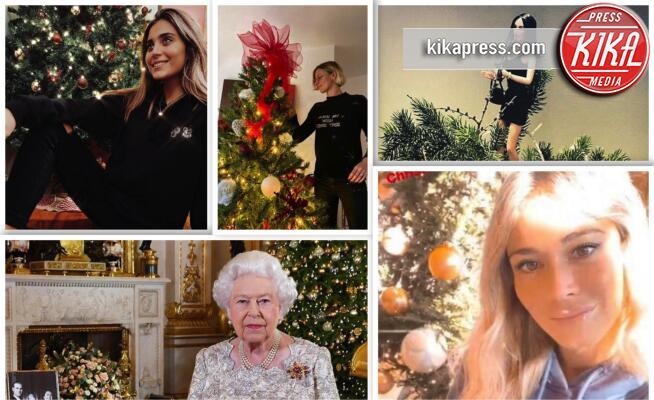 Addobbi Natalizi Quando Farli.Natale 2019 Gli Alberi Delle Star Vic Beckham La Piu Originale Foto Kikapress Com