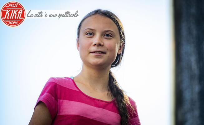 Greta Thunberg - New York - 22-09-2019 - Greta Thunberg:
