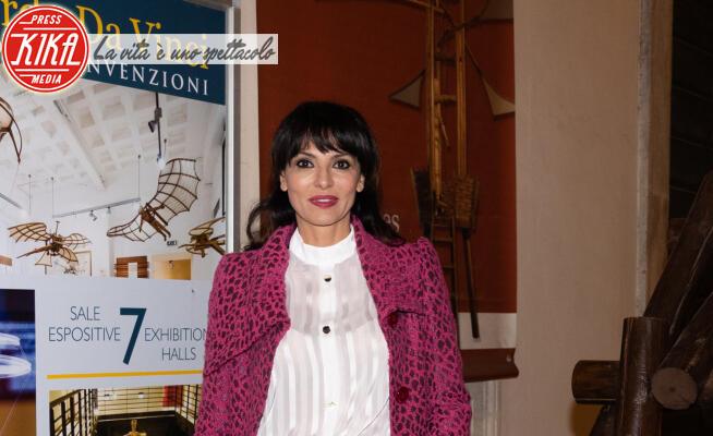 Miriana Trevisan - Roma - 17-12-2019 - Chi si rivede! Miriana Trevisan alla Mostra di Leonardo da Vinci