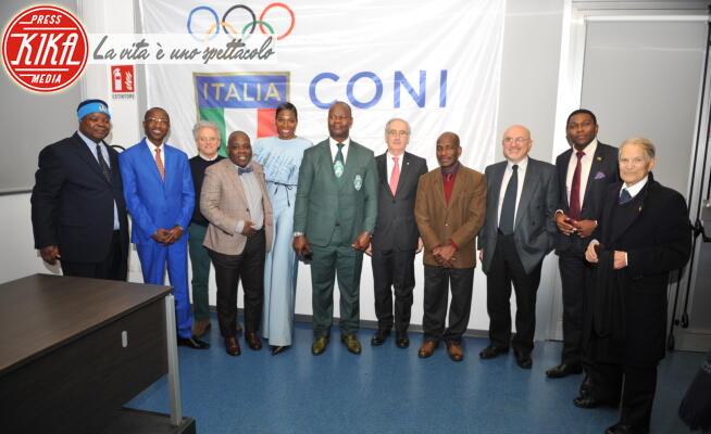 CEIDA - Milano - 28-12-2019 - CEIDA, la conferenza stampa al CONI di Milano