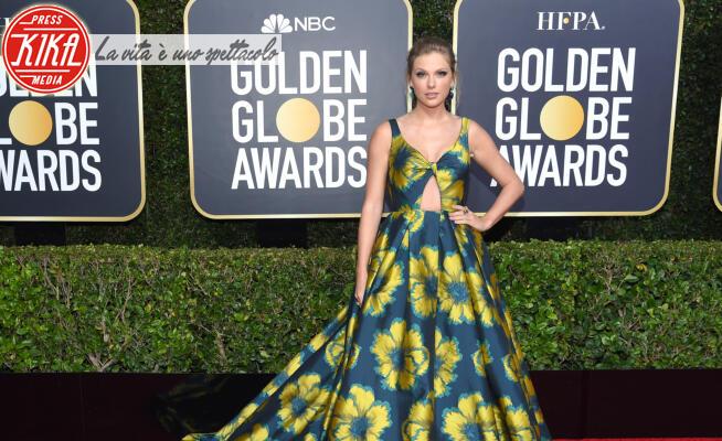 Taylor Swift - Beverly Hills - 31-12-2013 - Golden Globes 2020, gli stilisti sul red carpet