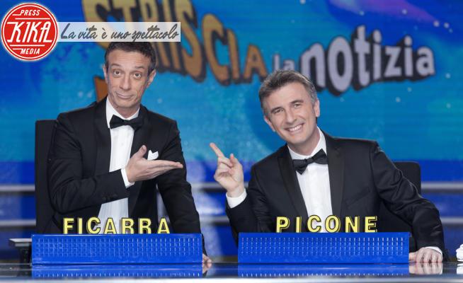 Picone, Ficarra, Valentino Picone, Salvatore Ficarra - Milano - 07-01-2020 - Le ragioni dietro l'addio a Striscia di Picone e Ficarra