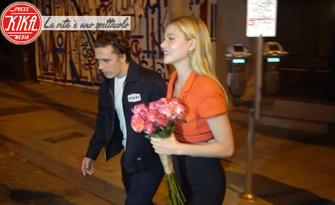 Nicola Peltz, Brooklyn Beckham - West Hollywood - 08-01-2020 - Pizzicati! Brooklyn Beckham e Nicola Peltz sono una coppia