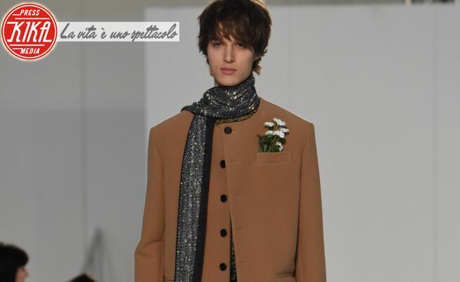 Sfilata Marco De Vincenzo - Milano - 14-01-2020 - Milano Moda Uomo 2020: la sfilata Marco De Vincenzo