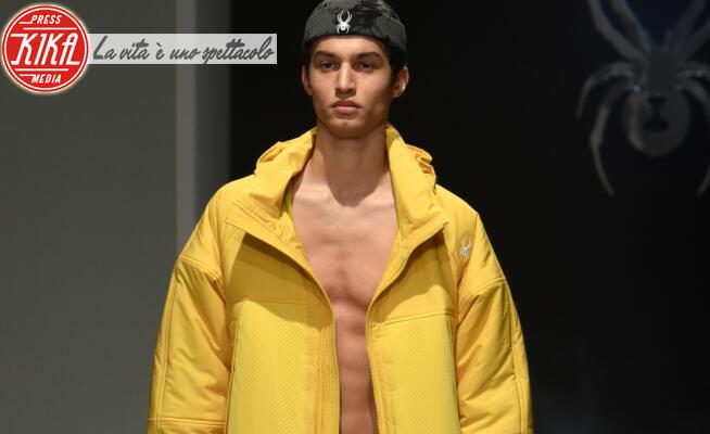 Sfilata Spyder - Milano - 13-01-2020 - Milano Moda Uomo 2020: la sfilata Spyder