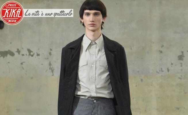 Sfilata Fabio Quaranta - Milano - 13-01-2020 - Milano Moda Uomo 2020: la sfilata Fabio Quaranta
