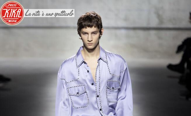 Sfilata Dries Van Noten, Model - Parigi - 16-01-2020 - Paris Fashion Week Men: la sfilata Dries Van Noten