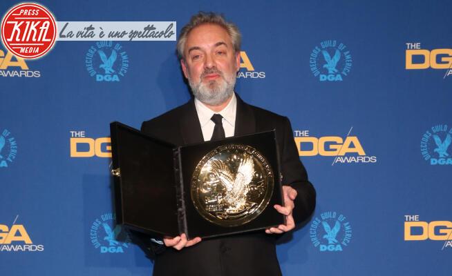 Sam Mendes - Los Angeles - 25-01-2020 - Directors Guild of America: Sam Mendes miglior regista per 1917