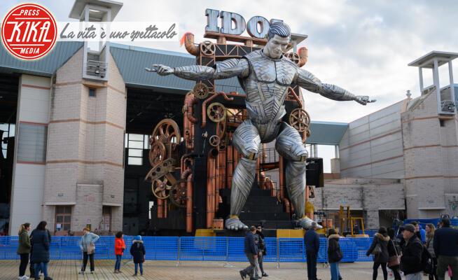 Carnevale di Viareggio - Viareggio - 26-01-2020 - Carnevale di Viareggio: tutto è pronto per l'1 febbraio