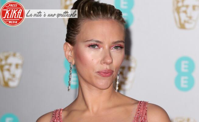 Scarlett Johansson - Londra - 02-02-2020 - BAFTA, le protagoniste del red carpet di Londra
