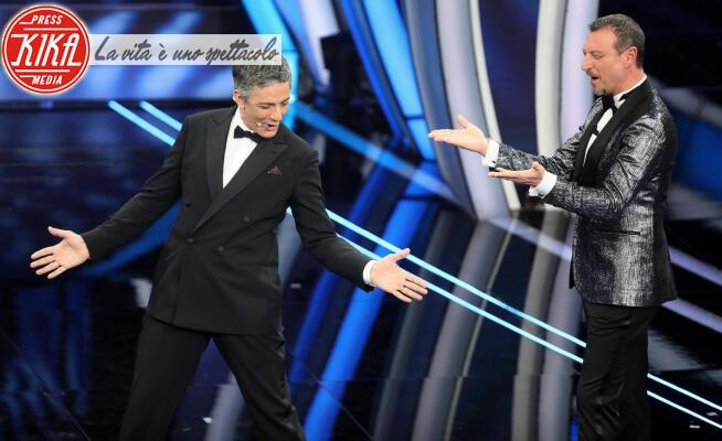 Fiorello, Amadeus - Sanremo - 04-02-2020 - Aspettando Sanremo 2021, tra big, date e prudenza assoluta