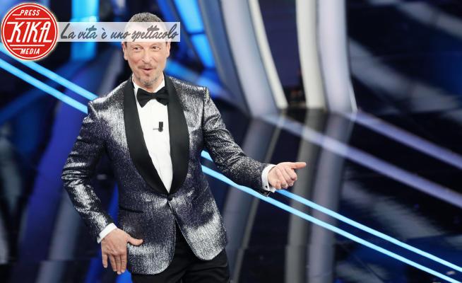 Amadeus - Sanremo - 04-02-2020 - Colpaccio Sanremo 2021. Sarà lui l'ospite fisso