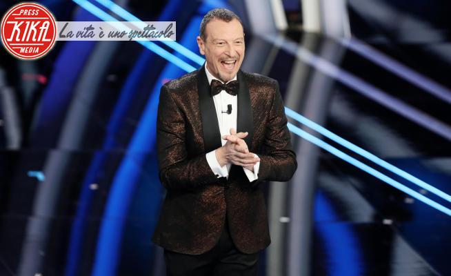 Amadeus - Sanremo - 05-02-2020 - Sanremo 2021: la lista dei BIG in gara. Ed è già polemica