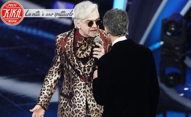 Rosario Fiorello, Morgan - Sanremo - 08-02-2020 - Che succede? Morgan fatto fuori da Sanremo 71. Lo sfogo!