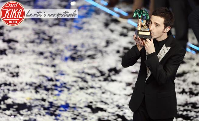Diodato - Sanremo - 09-02-2020 - Sanremo 2020: Diodato vince il premio Mia Martini