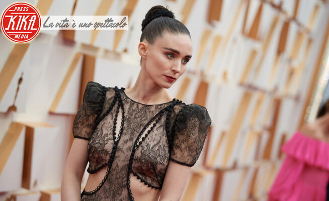 Rooney Mara - Hollywood - 09-02-2020 - Oscar 2020, gli arrivi sul red carpet