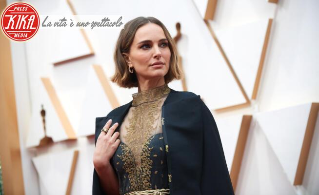 Natalie Portman - Los Angeles - 09-02-2020 - Oscar 2020, Natalie Portman denuncia l'Academy coi goielli