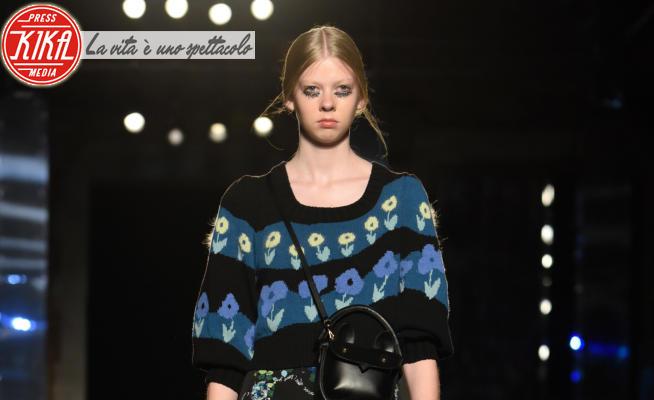 Modella - Milano - 20-02-2020 - Milano Fashion Week: la sfilata di Vivetta