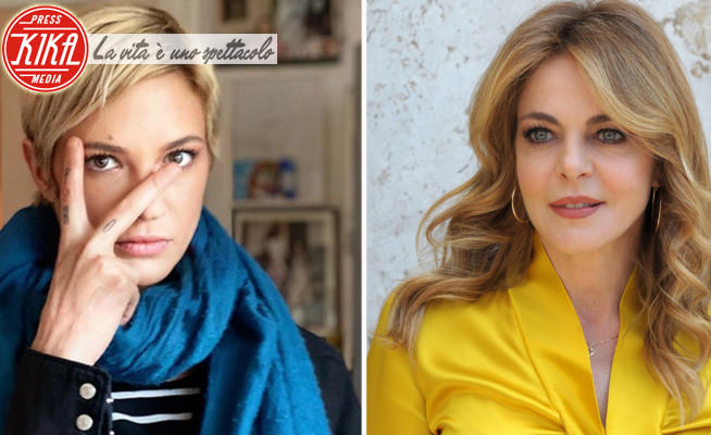 Claudia Gerini, Asia Argento - Milano - 02-03-2020 - Weinstein in manette, Asia Argento demolisce Claudia Gerini