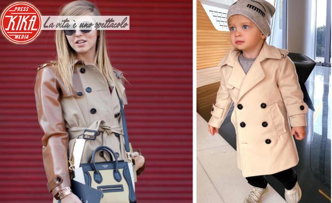 Leone Lucia, Chiara Ferragni - 02-03-2020 - Ferragnez e Leone & Co: chi lo indossa meglio, mamma o figli?