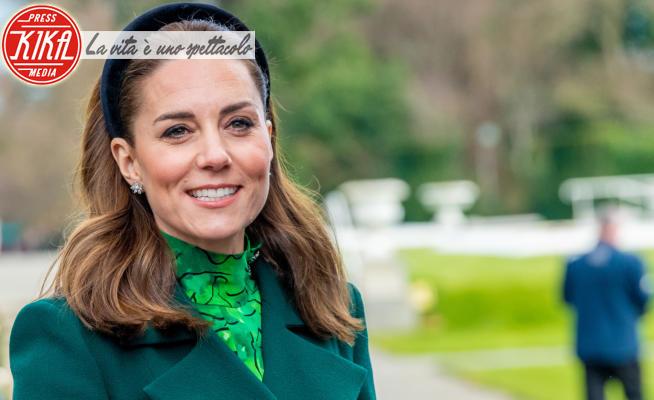 Kate Middleton - Dublino - 03-03-2020 - Verde d'Irlanda, Kate Middleton è un'incrollabile certezza