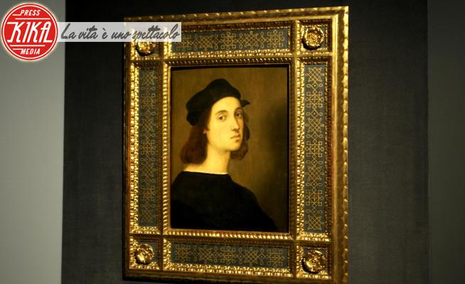 Mostra Raffaello - Roma - 04-03-2020 - Roma, le Scuderie del Quirinale accolgono la mostra su Raffaello