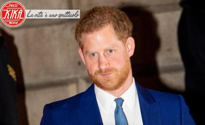 Principe Harry - Londra - 05-03-2020 - Perché il principe Harry è a rischio coronavirus