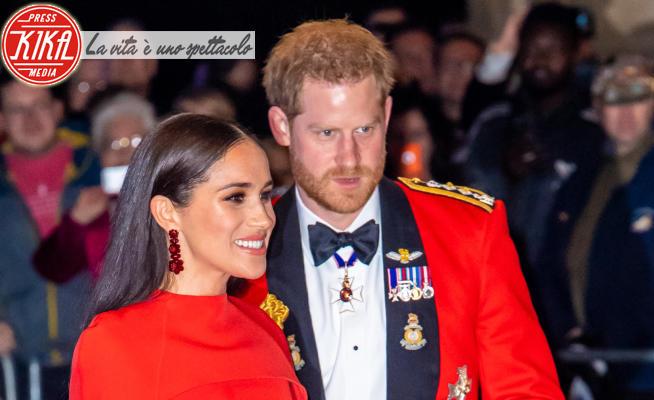 Meghan Markle, Principe Harry - Londra - 07-03-2020 -