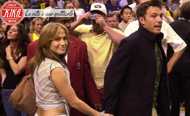 Jennifer Lopez, Ben Affleck - Los Angeles - 11-05-2003 - Ben Affleck re di cuori, tutte le sue fiamme