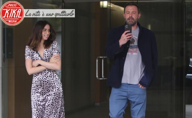Ana de Armas, Ben Affleck - Los Angeles - 20-03-2020 - Ufficio e fidanzata, la pandemia secondo Ben Affleck