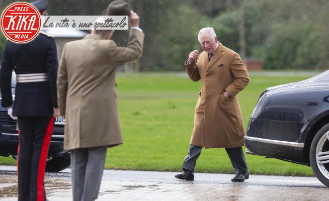 Principe Carlo d'Inghilterra - Londra - 11-03-2020 - Coronavirus reale, positivo il Principe Carlo