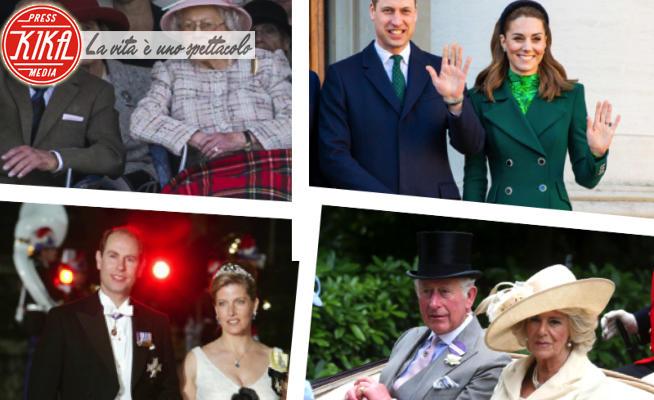 Windsor - 27-03-2020 - Quarantena reale: dove sono la regina Elisabetta e i figli?