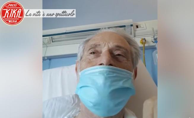 Amedeo Minghi - 01-04-2020 - Coronavirus, Amedeo Minghi ricoverato: il messaggio ai fan