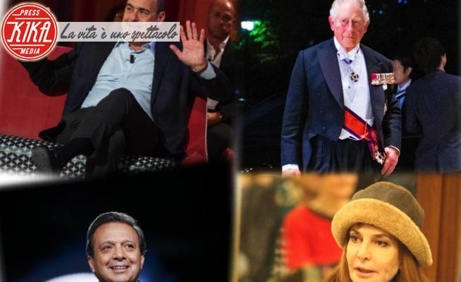Nicola Zingaretti, Principe Carlo d'Inghilterra, Giuliana De Sio, Piero Chiambretti - 01-04-2020 - Coronavirus: ecco chi è riuscito a uscirne