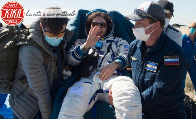 Jessica Meir - Zhezkazgan - 17-04-2020 - Dopo sei mesi gli astronauti tornano su una Terra in lockdown
