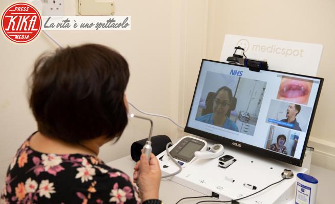 MEDICSPOT - 20-04-2020 - Coronavirus, a Londra i pazienti si esaminano a distanza