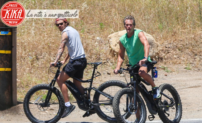 Harry Styles, Rande Gerber - Malibu - 21-05-2020 - Harry Styles, Rande Gerber è maestro di vita e personal trainer