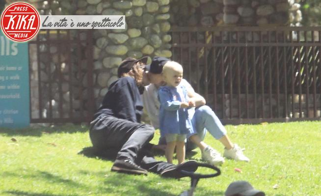 Norman Reedus, Diane Kruger - Beverly Hills - 30-05-2020 - Diane Kruger e Norman Reedus, l'amore per la figlia è contagioso