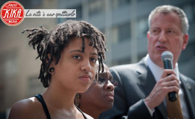 Chiara De Blasio, Bill De Blasio - Manhattan - 10-05-2014 - George Floyd, arrestata la figlia del sindaco di New York