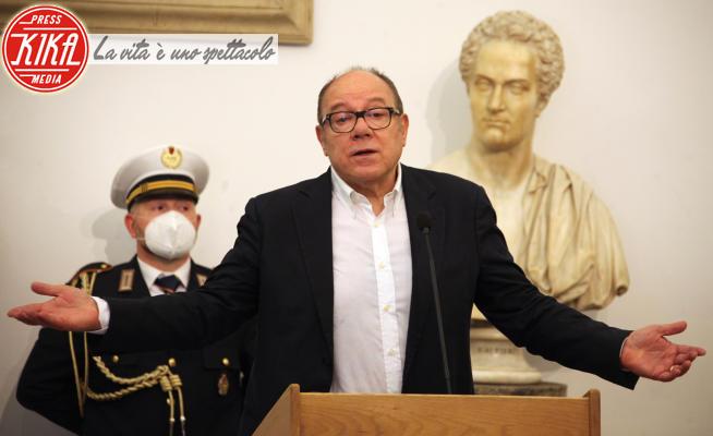 Carlo Verdone - Roma - 15-06-2020 - I 100 anni di Alberto Sordi, omaggio di Carlo Verdone e De Sica