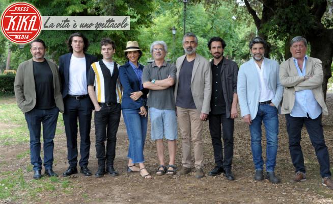 Il Cast, IL REGISTA - Roma - 19-06-2020 - Dal 2 luglio al cinema Il Delitto Mattarella di Aurelio Grimaldi
