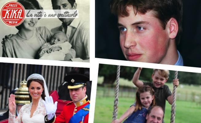 Principe William - 21-06-2020 - Buon compleanno principe William! 10 foto per raccontarlo