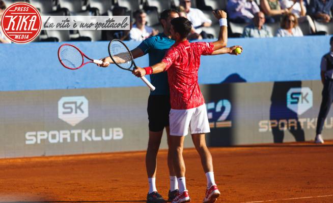 Adria Tour, Novak Djokovic - Zadar - 19-06-2020 - Djokovic tour focolaio Covid, il torneo che non andava giocato
